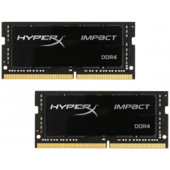 Pamięć Kingston HyperX Impact 2x16GB 2133MHz DDR4 CL13 SODIMM