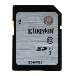 Kingston karta pamięci 16GB SDHC Class10 UHS-I 45MB/s read