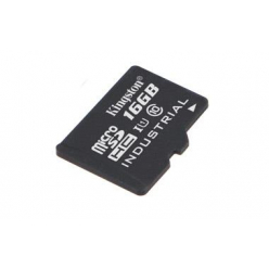 Karta pamięci Kingston 16GB microSDHC UHS-I Industrial Temp Card Single Pack w/o Adapter