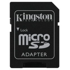 Karta pamięci Kingston 32GB microSDHC UHS-I Class 10 Industrial Temp Card + SD Adapter