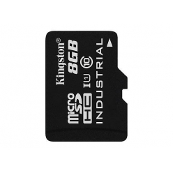 Karta pamięci Kingston 8GB microSDHC UHS-I Industrial Temp Card Single Pack w/o Adapter