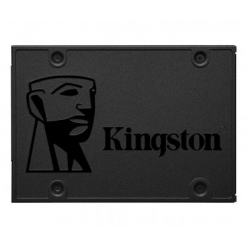 Dysk SSD     Kingston  A400, 480GB, 500/450MB/s, 2,5', SATA