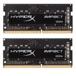 Kingston HyperX Impact 16GB 2933MHz DDR4 CL17 SODIMM (kit of 2)