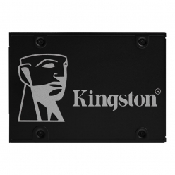 Dysk Kingston KC600 256GB SATA3 2.5 550MB/s zapis 500MB/s