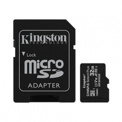 Karta pamięci Kingston 32GB micSDHC Canvas Select Plus 100R A1 C10 Card + ADP