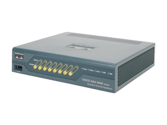 CISCO ASA5505-SEC-BUN-K9 ASA 5505 Sec Plus VPN//Firewall